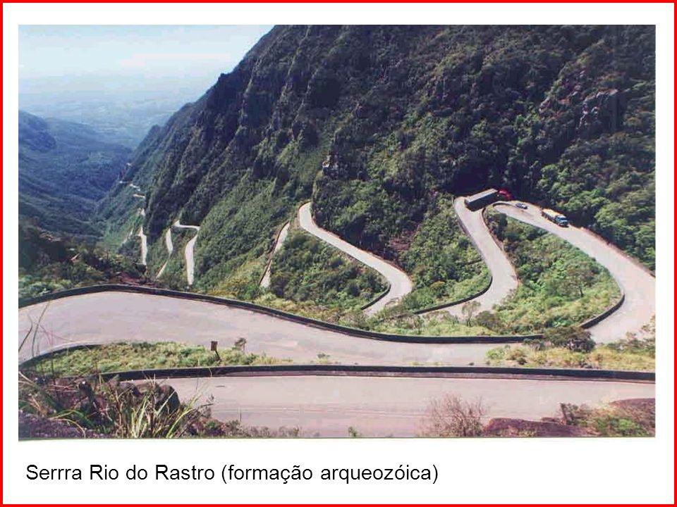 Serrra Rio do Rastro (formação arqueozóica)