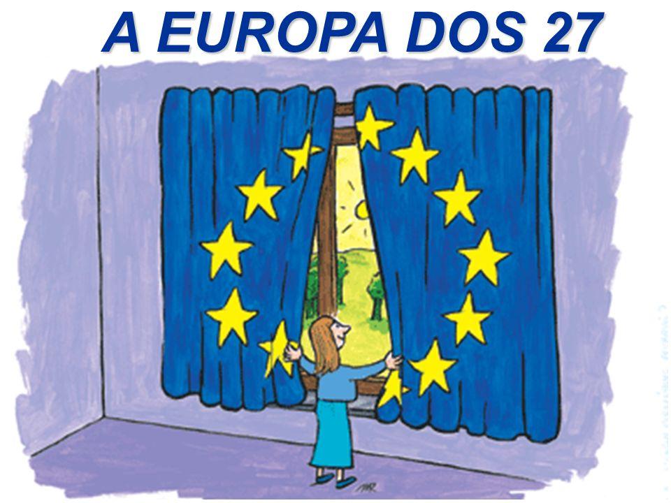 A EUROPA DOS 27