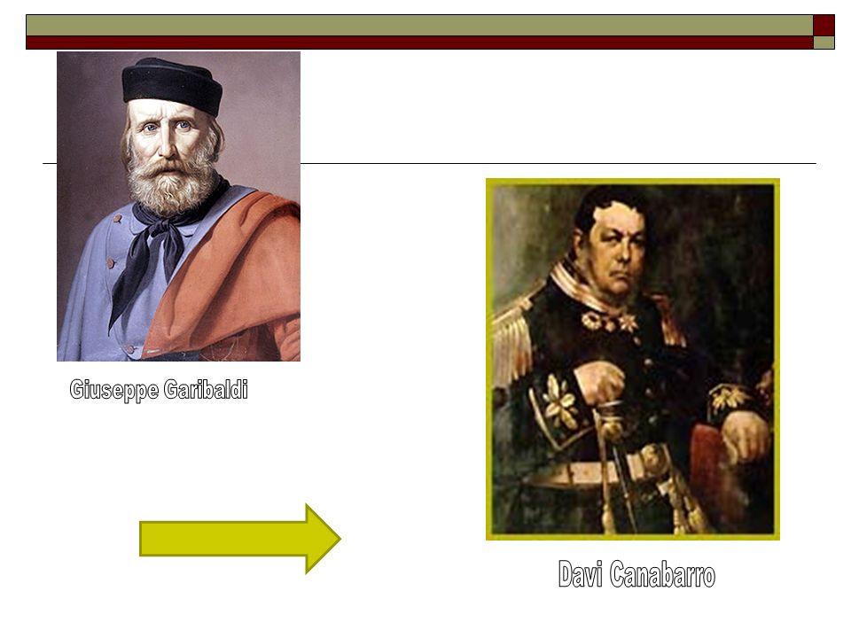 Giuseppe Garibaldi Davi Canabarro