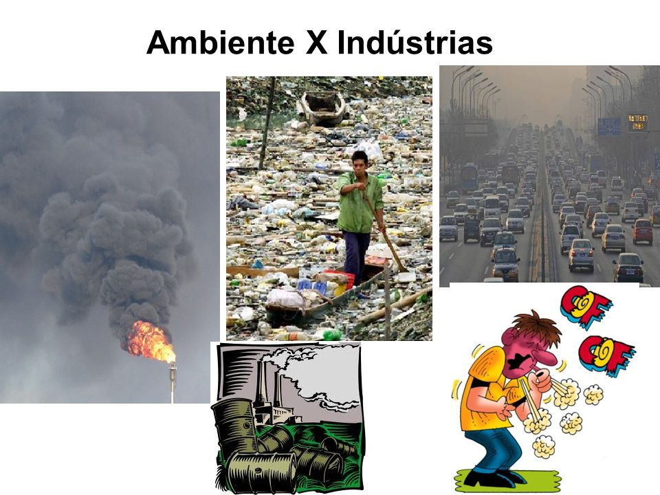 Ambiente X Indústrias