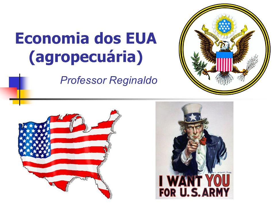 Economia dos EUA (agropecuária)
