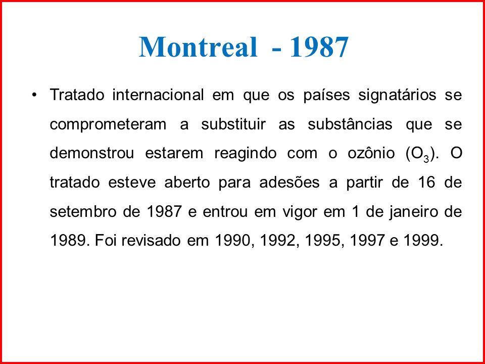 Montreal - 1987