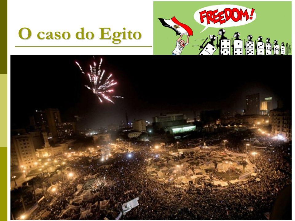 O caso do Egito