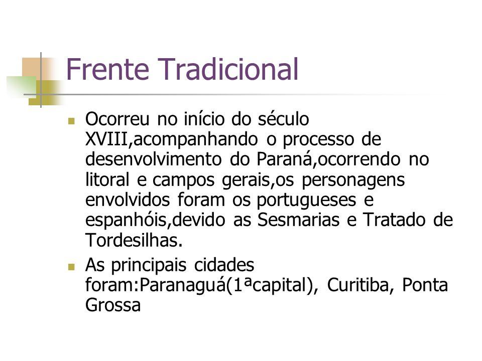 Frente Tradicional