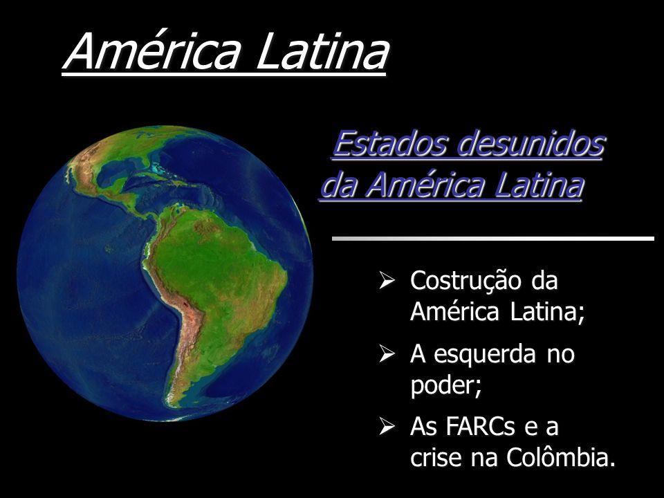Estados desunidos da América Latina