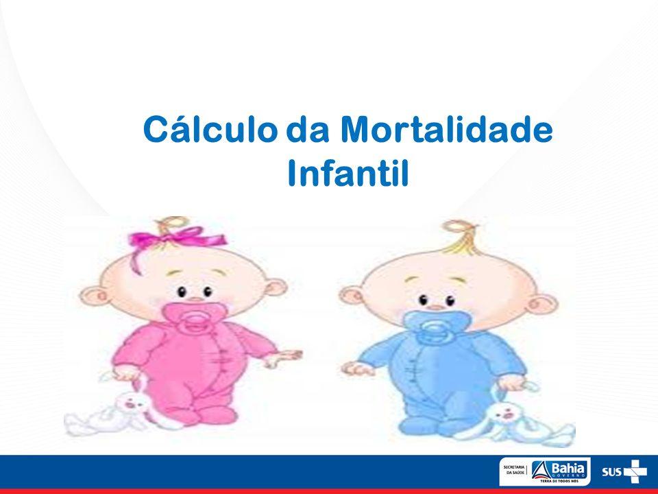 Cálculo da Mortalidade