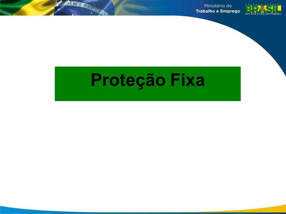 Proteção Fixa