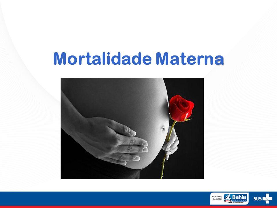 Mortalidade Materna