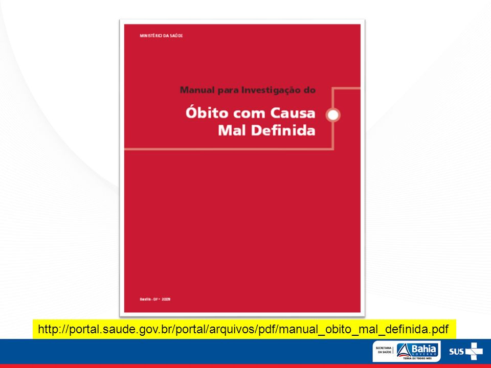 http://portal. saude. gov