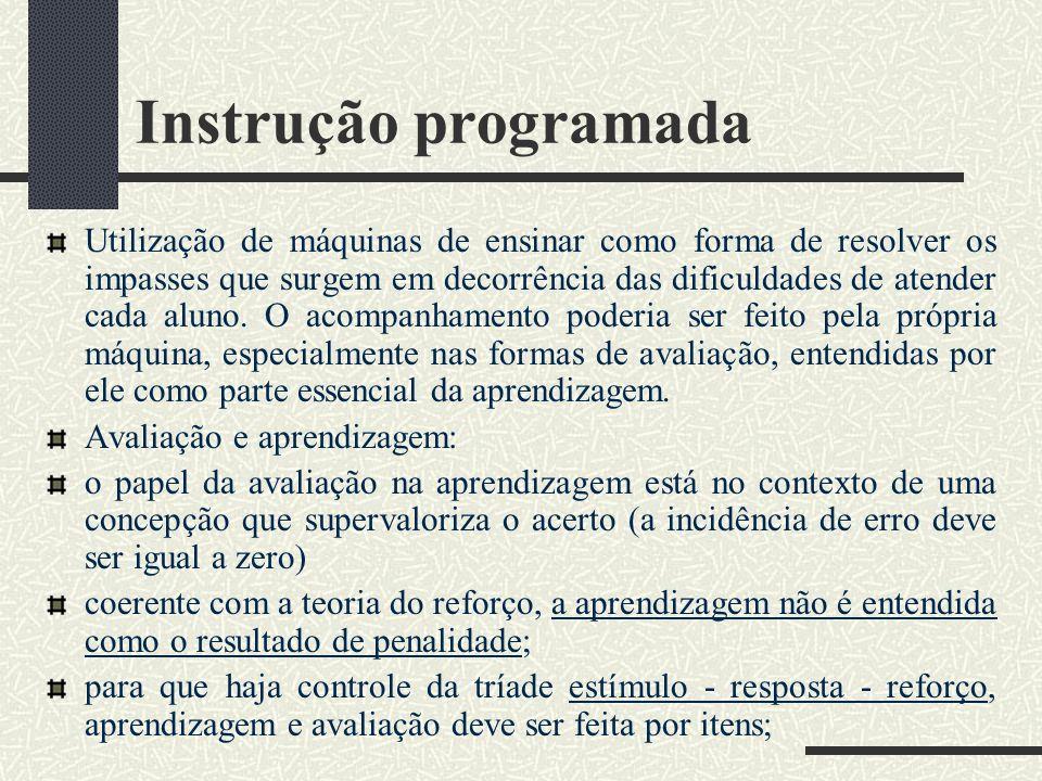 Instrução programada