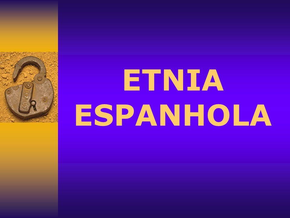 ETNIA ESPANHOLA