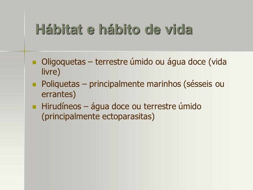 Hábitat e hábito de vida