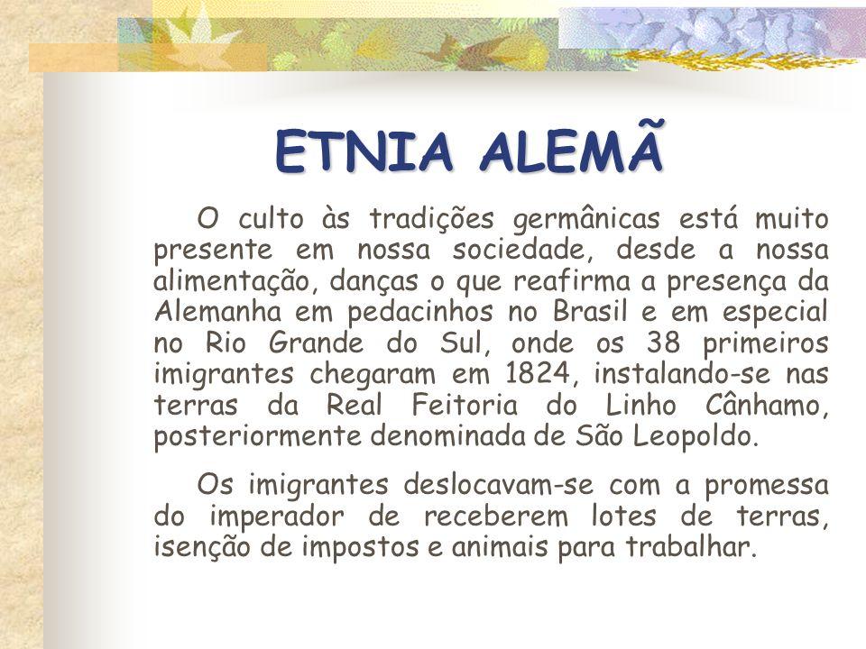 ETNIA ALEMÃ