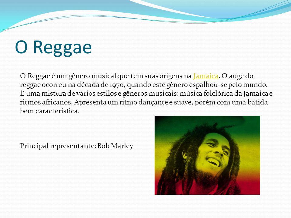 O Reggae
