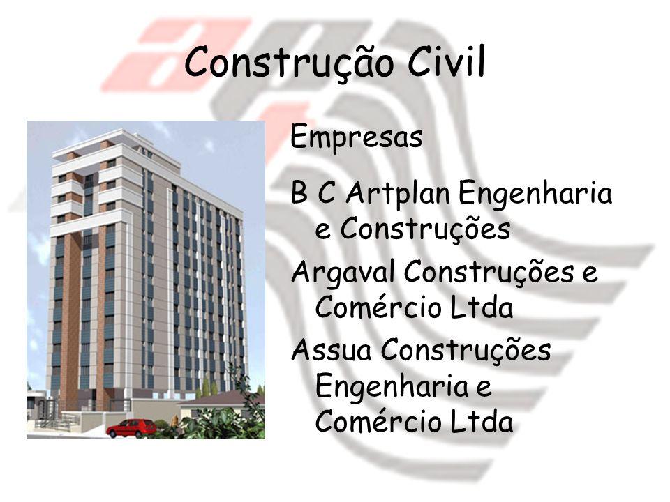 Construção Civil Empresas B C Artplan Engenharia e Construções