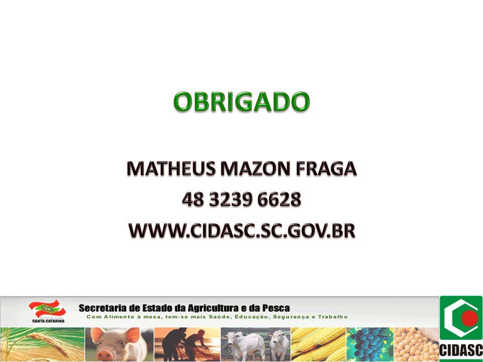 MATHEUS MAZON FRAGA 48 3239 6628 WWW.CIDASC.SC.GOV.BR