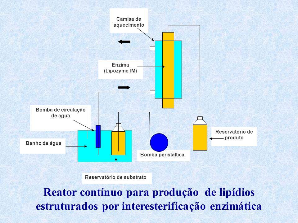 Bomba de circulação de água Reservatório de produto