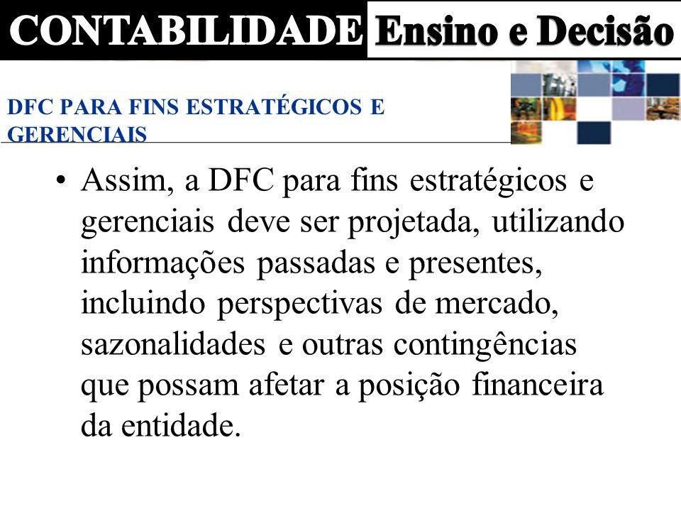 DFC para Fins Estratégicos e Gerenciais