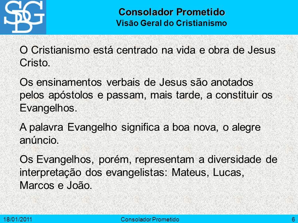 Visão Geral do Cristianismo