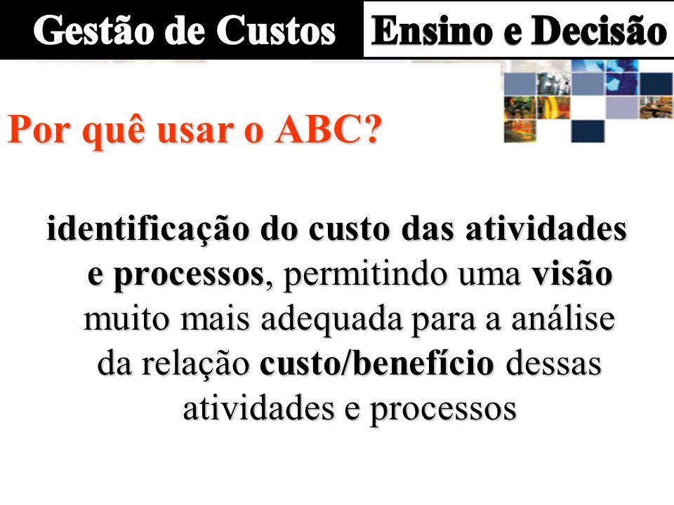 Por quê usar o ABC