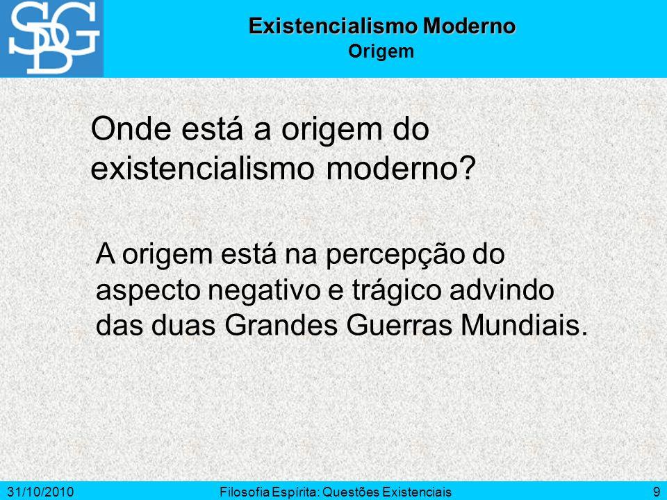 Existencialismo Moderno