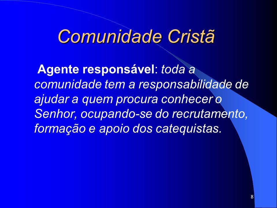 Comunidade Cristã
