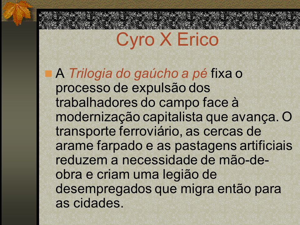 Cyro X Erico