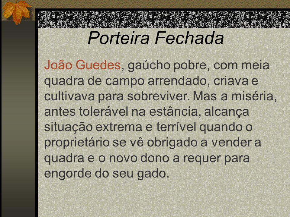Porteira Fechada