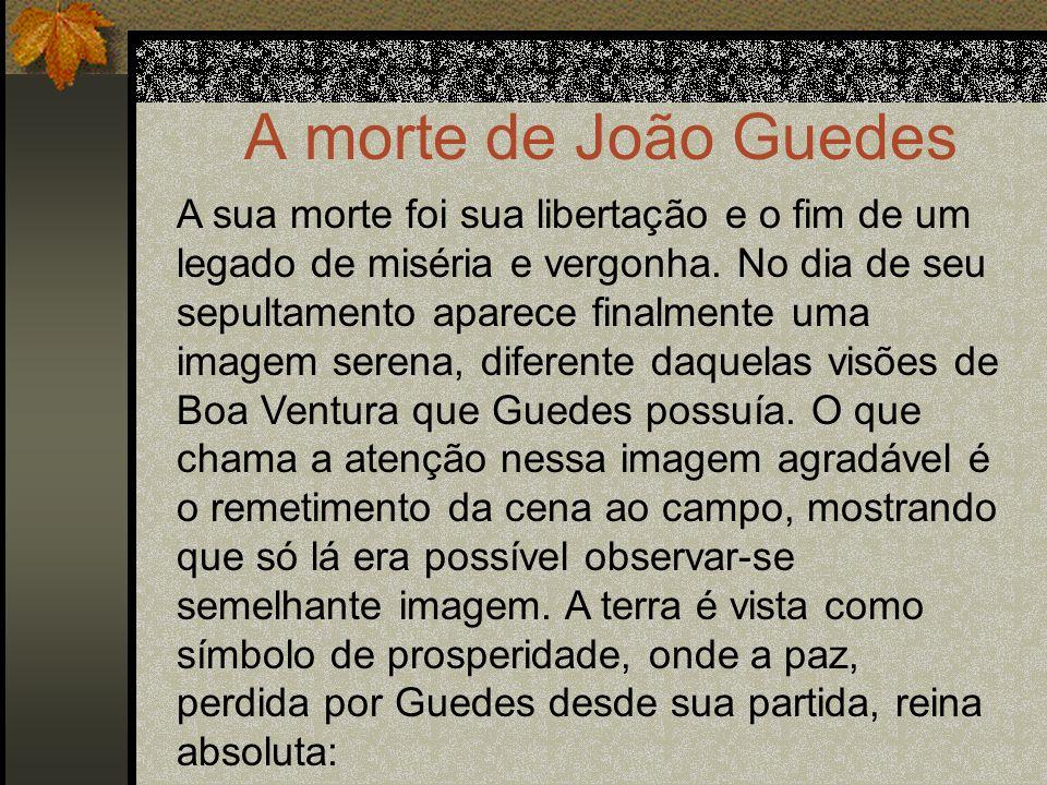 A morte de João Guedes