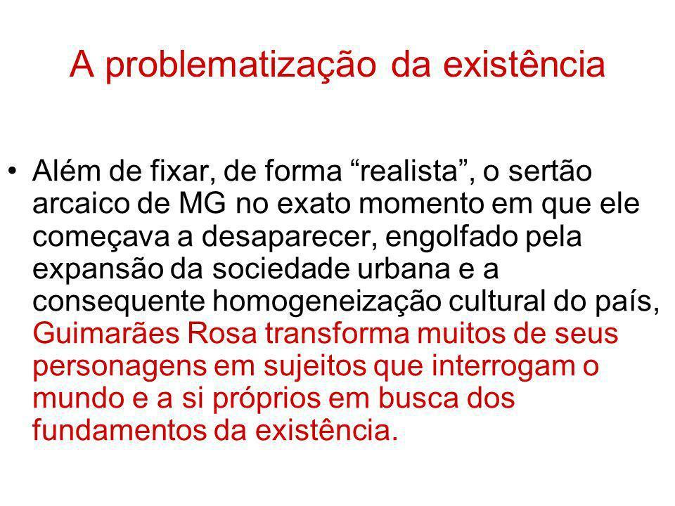 A problematização da existência