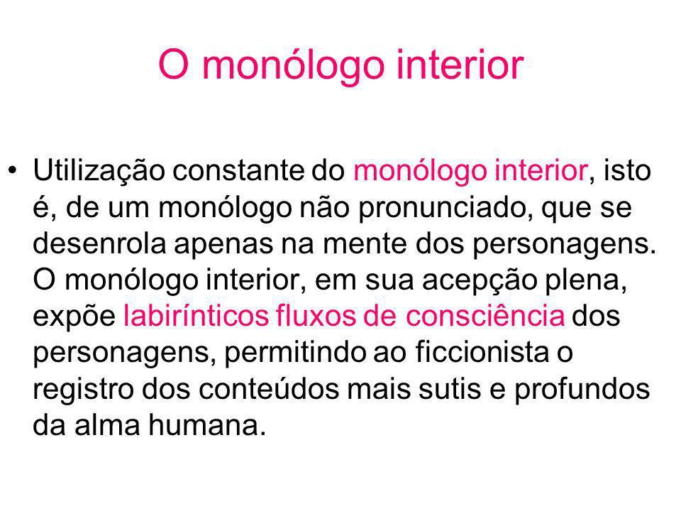 O monólogo interior