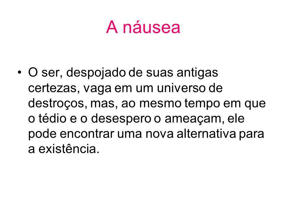 A náusea