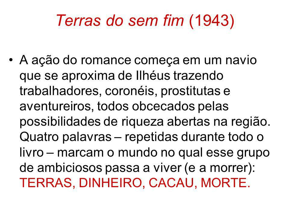 Terras do sem fim (1943)