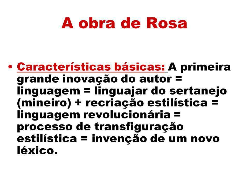 A obra de Rosa