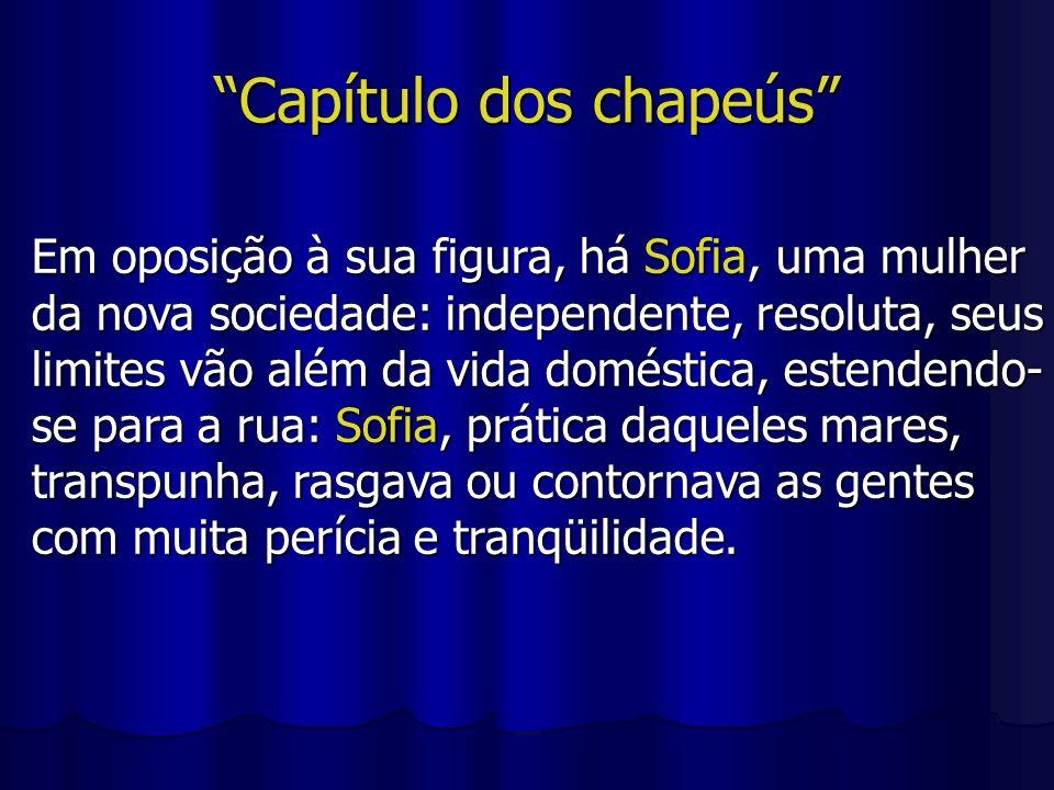 Capítulo dos chapeús