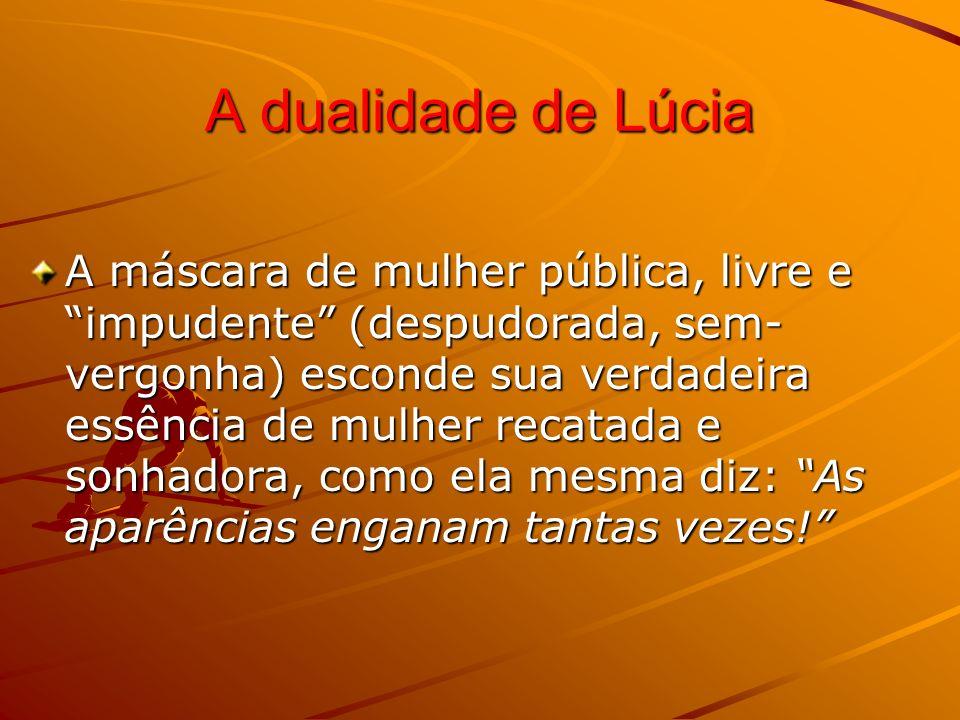A dualidade de Lúcia