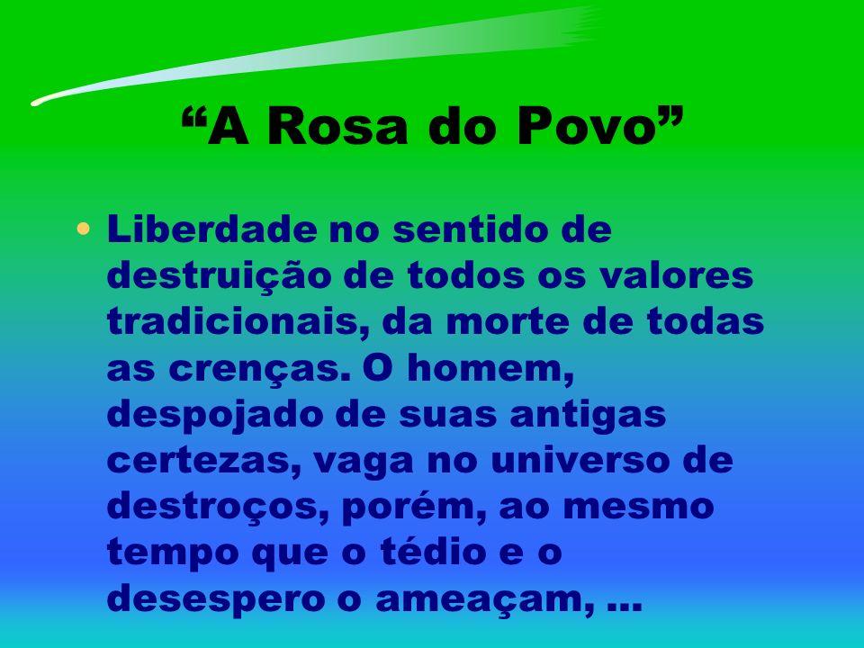 A Rosa do Povo
