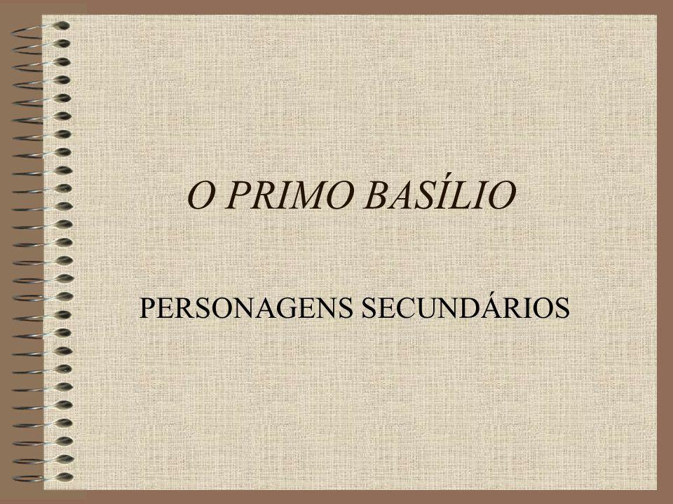 PERSONAGENS SECUNDÁRIOS