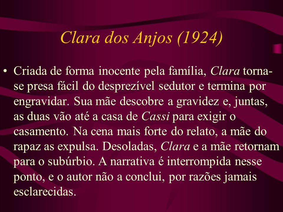 Clara dos Anjos (1924)