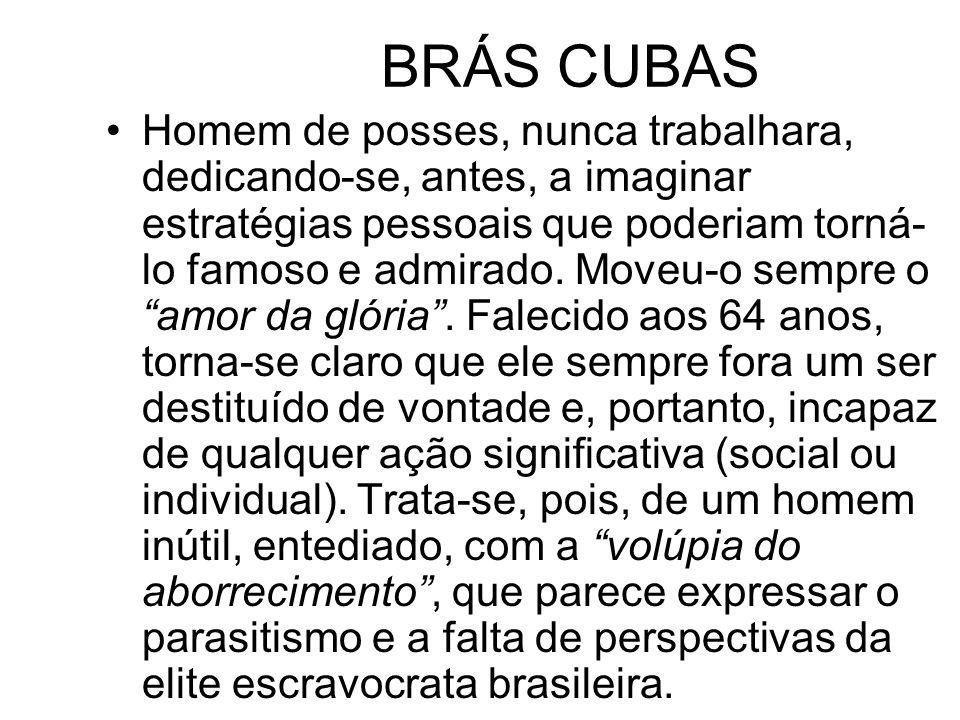 BRÁS CUBAS