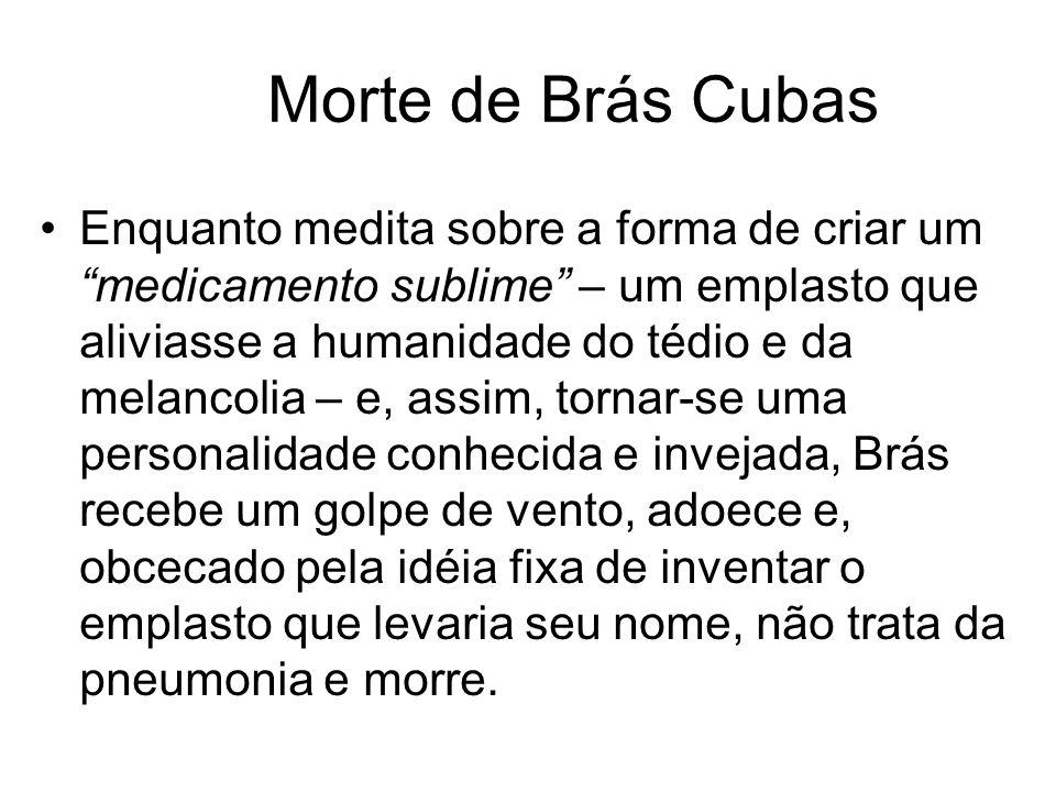 Morte de Brás Cubas