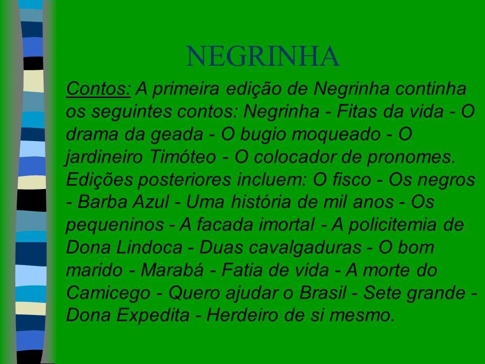 NEGRINHA
