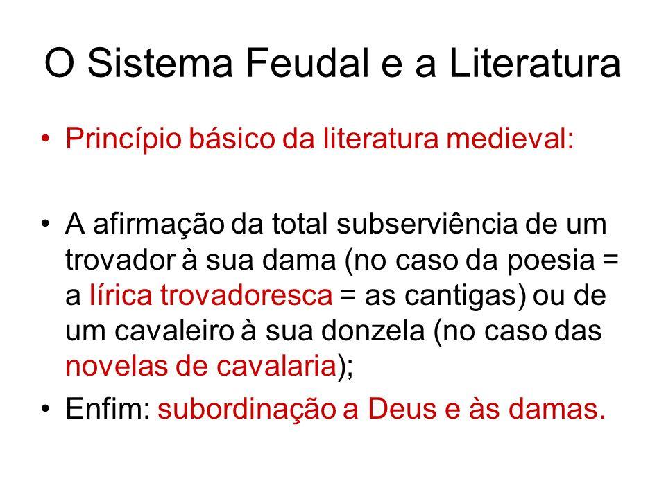 O Sistema Feudal e a Literatura