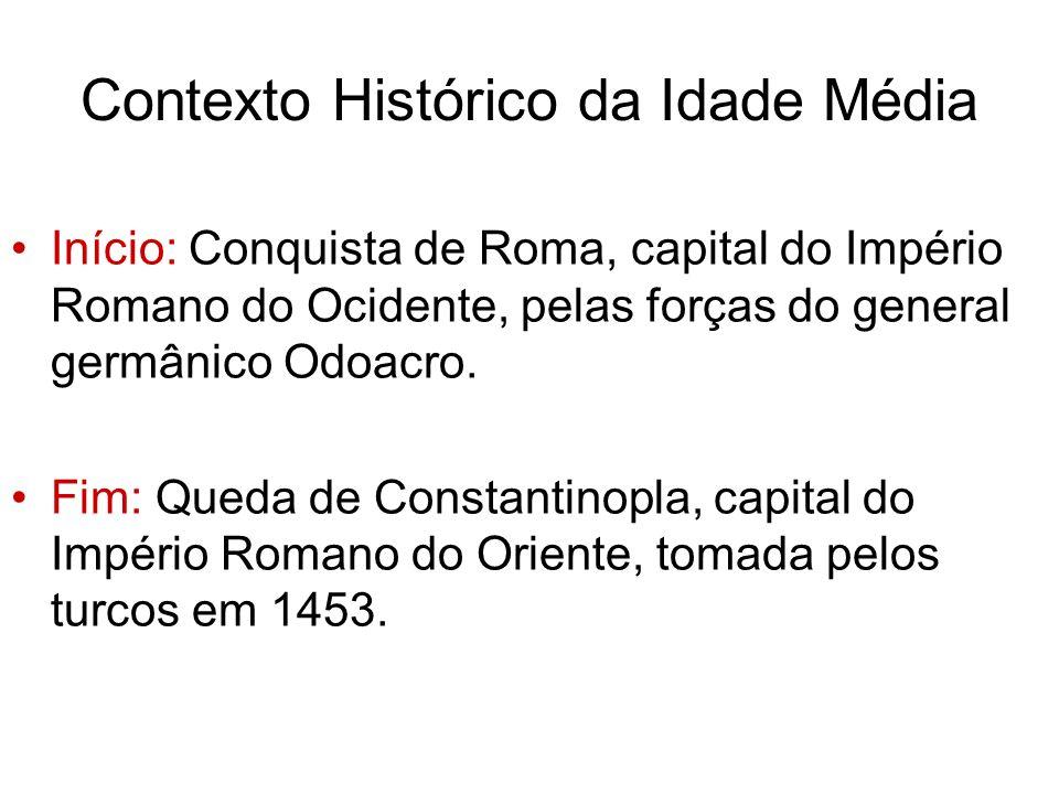 Contexto Histórico da Idade Média