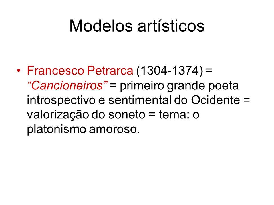 Modelos artísticos