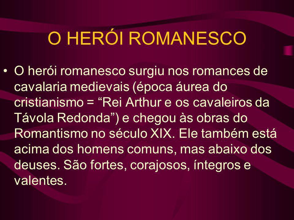 O HERÓI ROMANESCO