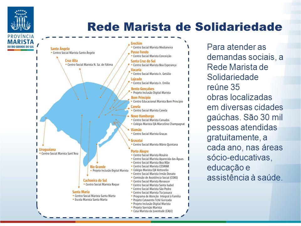 Rede Marista de Solidariedade