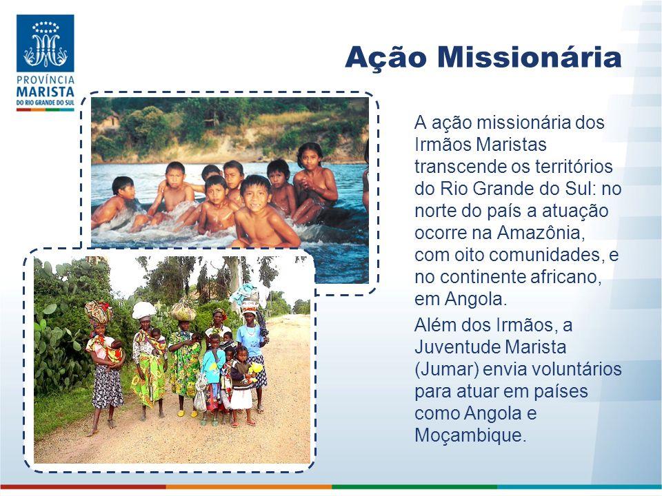 Ação Missionária