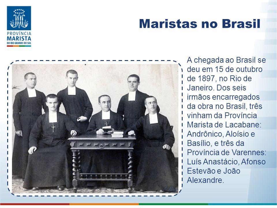 Maristas no Brasil