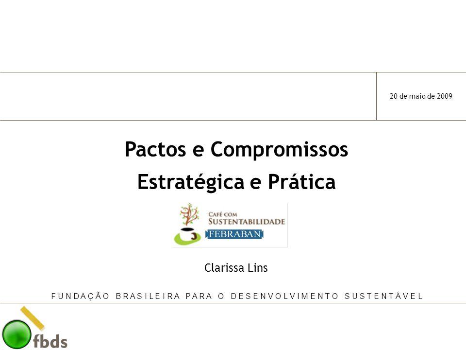 Pactos e Compromissos Estratégica e Prática